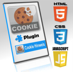 Shopware Plugin Cookie Hinweis
