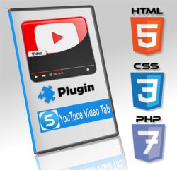 Shopware Plugin YouTube TAB Pro